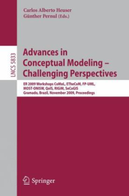 Advances in Conceptual Modeling - Challenging Perspectives