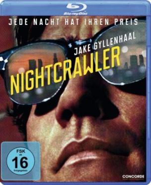 Nightcrawler, 1 Blu-ray