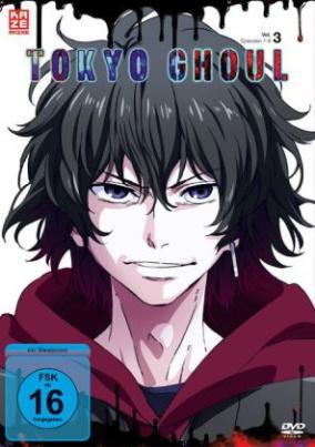 Tokyo Ghoul, 1 DVD. Folge.3