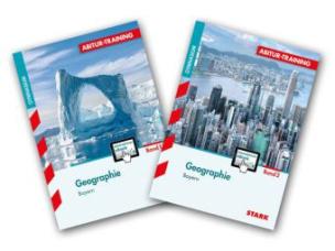 Vorteilspaket Geographie 1+2 mit ActiveBook, Bayern, 2 Bde.