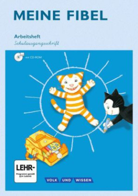 1. Schuljahr, Arbeitsheft Schulausgangsschrift, m. CD-ROM
