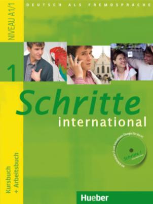 Kursbuch + Arbeitsbuch, m. Arbeitsbuch-Audio-CD
