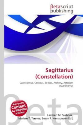Sagittarius (Constellation)