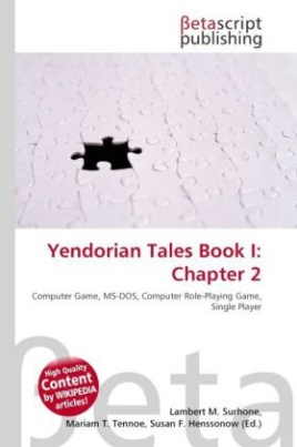 Yendorian Tales Book I: Chapter 2