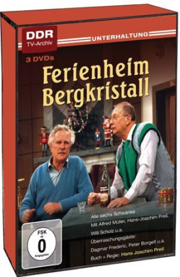 Ferienheim Bergkristall  (DDR TV-Archiv) (DVD)