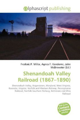 Shenandoah Valley Railroad (1867 - 1890 )