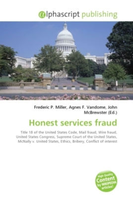 Honest services fraud