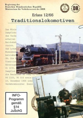 DDR Traditionslokomotiven