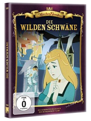 Die wilden Schwäne (DVD)