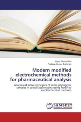 Modern modified electrochemical methods for pharmaceutical analysis