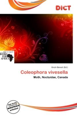 Coleophora vivesella