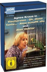 Agnes Kraus (DDR TV-Archiv) (4DVD)