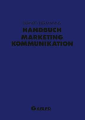 Handbuch Marketing-Kommunikation