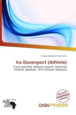 Ira Davenport (Athlete)