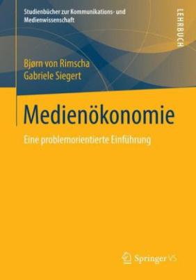 Medienökonomie