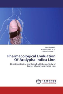 Pharmacological Evaluation Of Acalypha Indica Linn