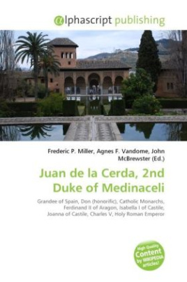 Juan de la Cerda, 2nd Duke of Medinaceli