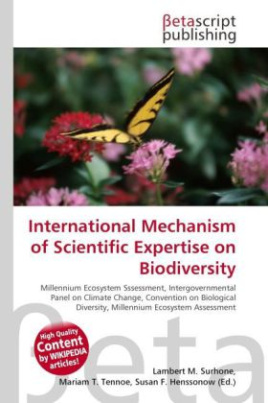 International Mechanism of Scientific Expertise on Biodiversity