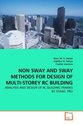 Non Sway And Sway Methods For Design Of Multi-Storey RC Building