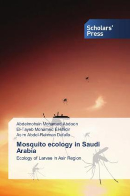 Mosquito ecology in Saudi Arabia