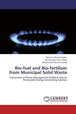 Bio-fuel and Bio-fertilizer from Municipal Solid Waste