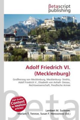 Adolf Friedrich VI. (Mecklenburg)