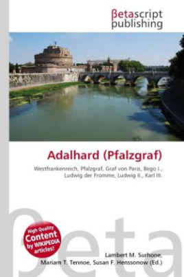 Adalhard (Pfalzgraf)