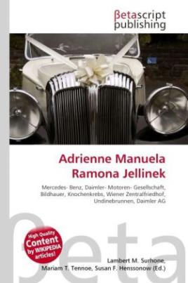 Adrienne Manuela Ramona Jellinek