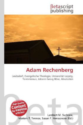 Adam Rechenberg