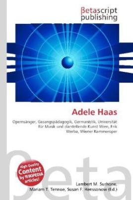 Adele Haas
