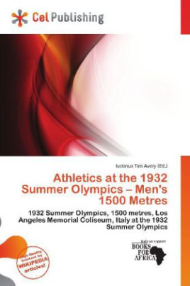 Athletics at the 1932 Summer Olympics - Men's 1500 Metres