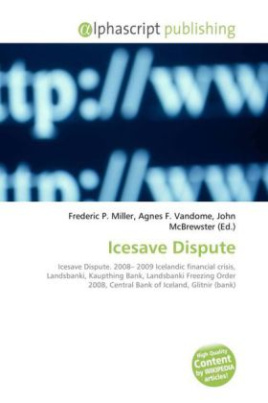 Icesave Dispute