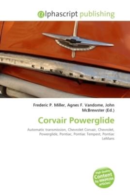 Corvair Powerglide