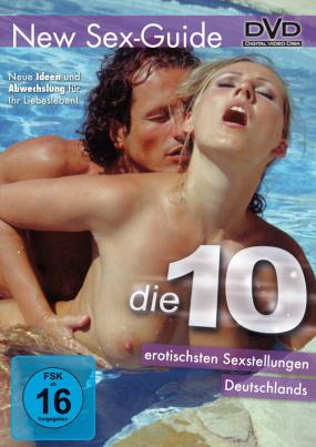 Die 10 Erotischsten Sexstellungen Deutschlands