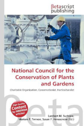 National Council for the Conservation of Plants and Gardens