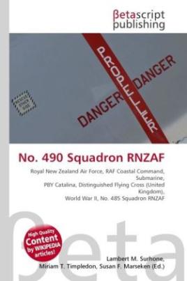 No. 490 Squadron RNZAF