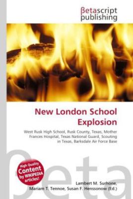 New London School Explosion