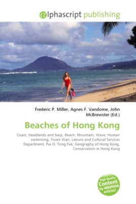 Beaches of Hong Kong