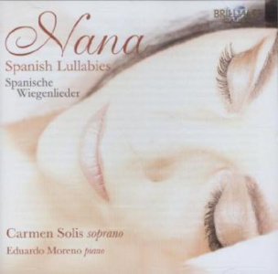 Nana - Spanish Lullabies, 1 Audio-CD