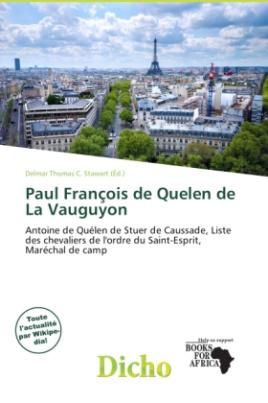 Paul François de Quelen de La Vauguyon