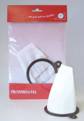 Filterbeutel für Teezubereitung, lang