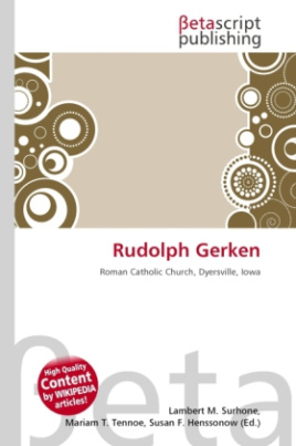 Rudolph Gerken
