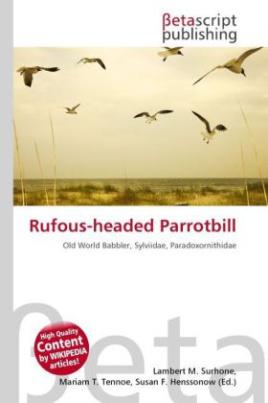Rufous-headed Parrotbill