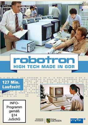 robotron - High Tech made in GDR (DVD)