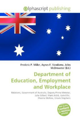 Department of Education, Employment and Workplace