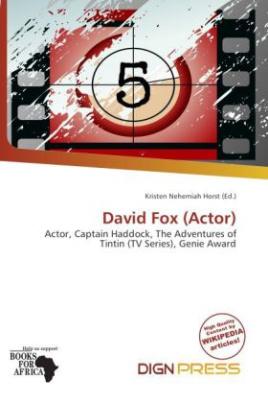 David Fox (Actor)