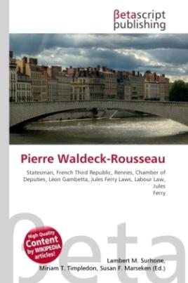 Pierre Waldeck-Rousseau