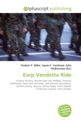 Earp Vendetta Ride