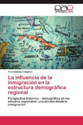 La influencia de la inmigración en la estructura demográfica regional