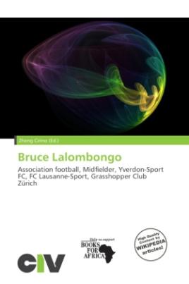 Bruce Lalombongo